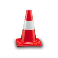 30 cm plastic cone - Traffic safety system