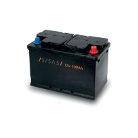 rechargeable battery 12v 100ah - Road signalization