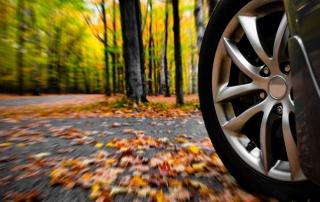 Всесезонни гуми или зимни гуми, разлики и характеристики - система за безопасност